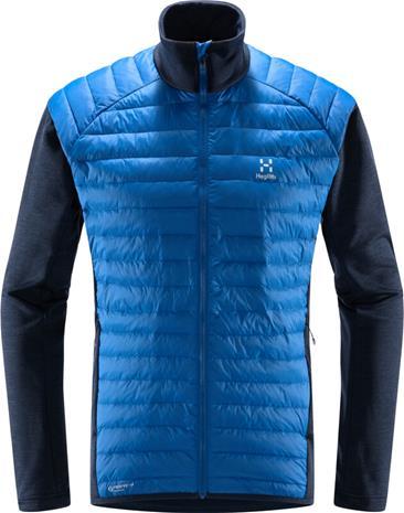 Haglöfs Mimic Hybrid Jacket Men, storm blue/tarn blue