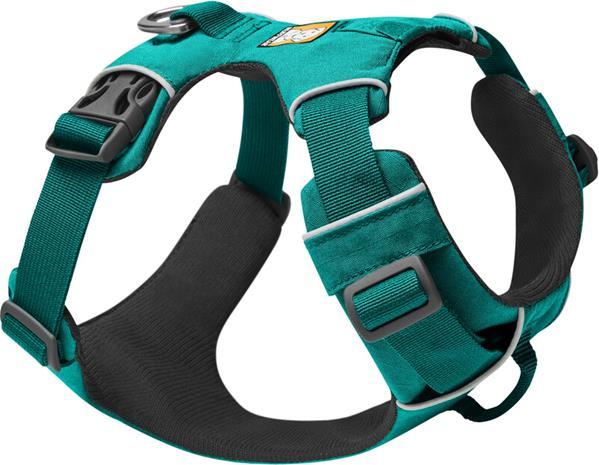 Ruffwear Front Range Harness, aurora teal