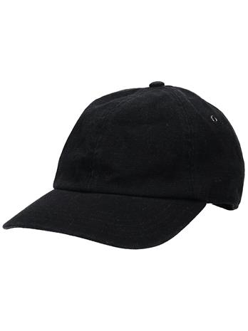 RVCA Staple Dad Cap washed black Naiset
