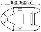 Trem Covy Lux Maxi Tender 300-360 venepeite