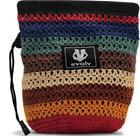 Evolv Knit Chalk Bag, sherpa