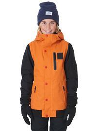 Rip Curl Traction Jacket burnt orange Jätkät