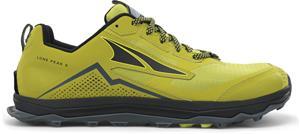 Altra Lone Peak 5 Running Shoes Men, lime/black