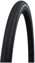 "SCHWALBE G-One Allround Performance Folding Tyre 27.5x1.35"""" RaceGuard TLE E-25 Addix, black"