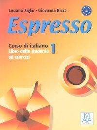 Espresso Student's Book, kirja
