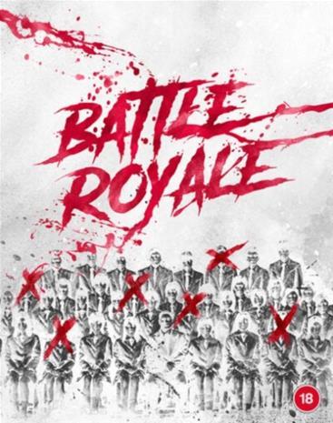 Battle Royale - Limited Edition (Batoru rowaiaru, Blu-Ray), elokuva