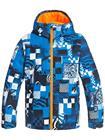 Quiksilver Morton Jacket brilliant blue radpack Jätkät