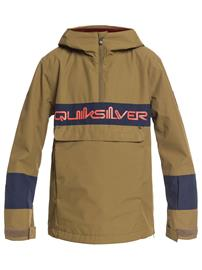 Quiksilver Steeze Jacket military olive Jätkät