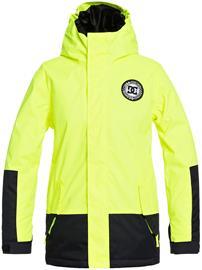 DC Blockade Jacket safety yellow Jätkät