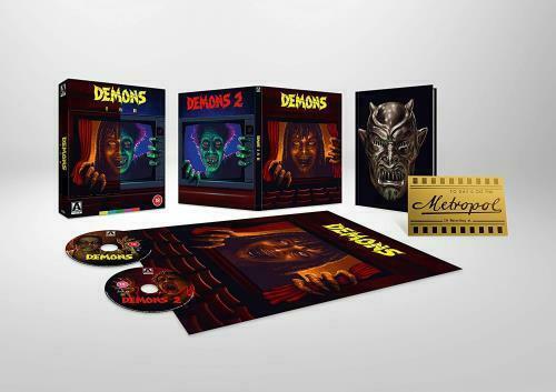 Demons I & II - Limited Edition (Blu-ray), elokuva