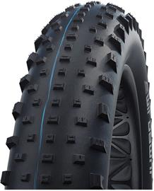"SCHWALBE Jumbo Jim Super Ground Evolution Folding Tyre 26x4.40"""" TLE E-25 Addix Speedgrip, black"