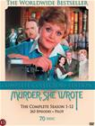 Murhasta tuli totta (Murder, She Wrote): Kaudet 1-12, TV-sarja
