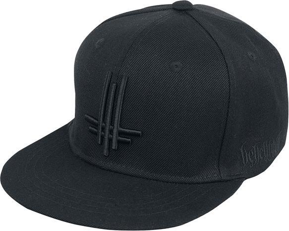 Behemoth - Logo - Snapback Cap - Lippis - Miehet - Musta