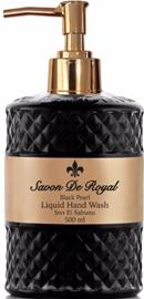 Savon De Royal Black Pearl 500 ml nestesaippua
