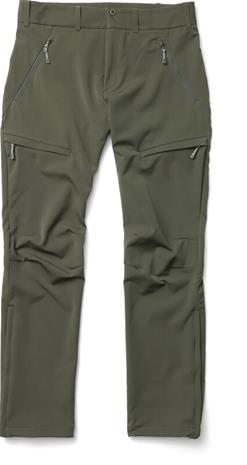 Houdini Motion Top Pants Men, baremark green