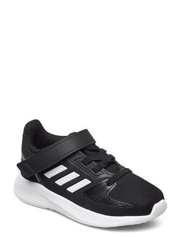 adidas Performance Runfalcon 2.0 I Matalavartiset Sneakerit Tennarit Musta Adidas Performance CBLACK/FTWWHT/SILVMT