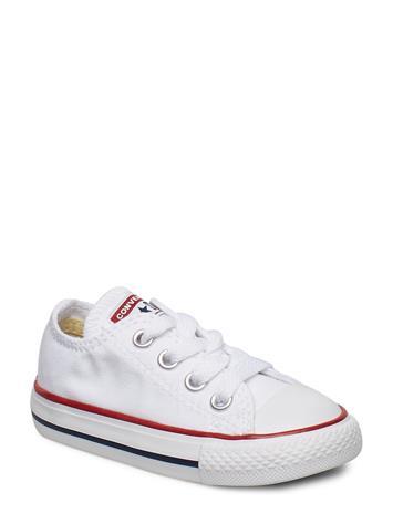 Converse C/T A/S Ox Tennarit Sneakerit Kengät Valkoinen Converse OPTICAL WHITE