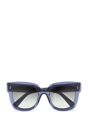 Chimi Eyewear 08 Blue Wayfarer Aurinkolasit Sininen Chimi Eyewear BLUE