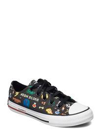 Converse Ctas Ox Storm Wind/Black/White Matalavartiset Sneakerit Tennarit Monivärinen/Kuvioitu Converse STORM WIND/BLACK/WHITE