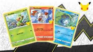 Pokemon: First Partner Pack (Galar) KORTTI