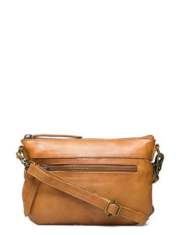 RE:DESIGNED EST 2003 Malia Urban Bags Small Shoulder Bags - Crossbody Bags Ruskea RE:DESIGNED EST 2003 BURNED TAN