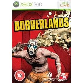 Borderlands, Xbox 360 -peli