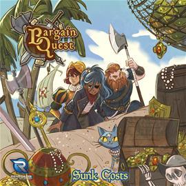 Bargain Quest - Sunk Costs Expansion LAUTA