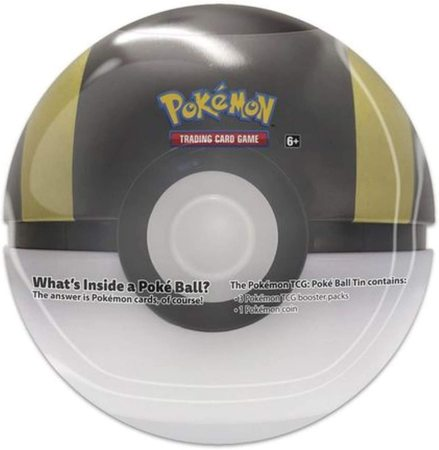 Pokemon Spring 2021 Tin: Ultra Ball