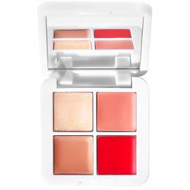 rms beauty Lip2Cheek Glow Quad Mini - 2,4 g