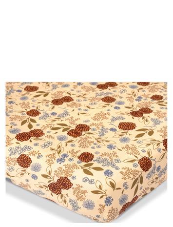 That's Mine Bed Sheet Junior Woodland 70x160 Home Sleep Time Bedding & Sheets Monivärinen/Kuvioitu That's Mine WOODLAND