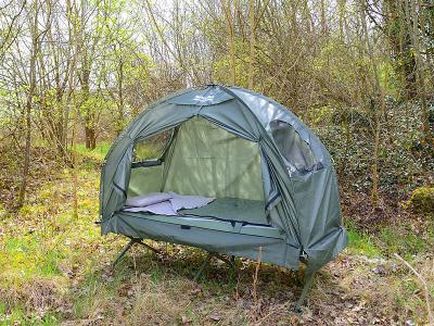 Täydellinen telttasänkysetti