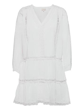 Part Two Chanitapw Dr Dresses Everyday Dresses Valkoinen Part Two BRIGHT WHITE