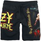 Ozzy Osbourne - EMP Signature Collection - Uimashortsit - Miehet - Monivärinen