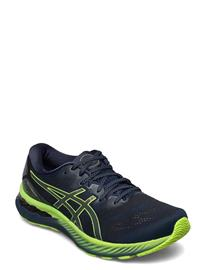 Asics Gel-Nimbus 23 Lite-Show Shoes Sport Shoes Running Shoes Sininen Asics FRENCH BLUE/LITE-SHOW, Miesten kengät