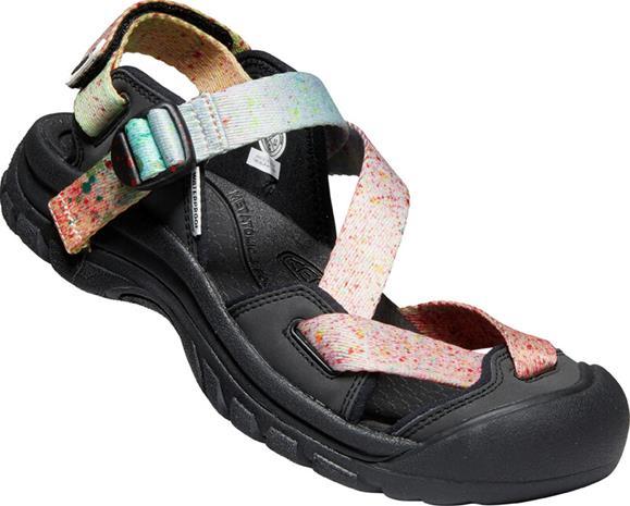 Keen Zerraport II Sandals Women, multi/black