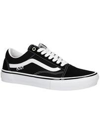Vans Skate Old Skool Skate Shoes black / white