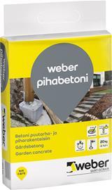 Pihabetoni Weber 20 kg