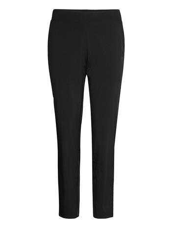 Casall Essential Slim Woven Pants Sport Pants Musta Casall BLACK