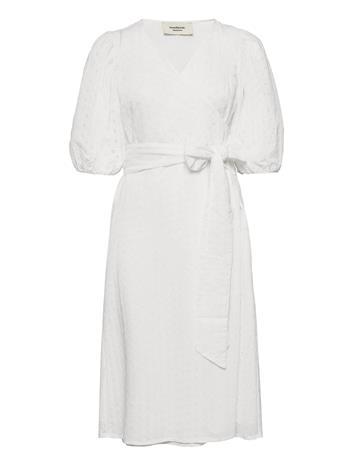 Ivana Helsinki Heljä Dress Hääpuku Morsiuspuku Valkoinen Ivana Helsinki WHITE