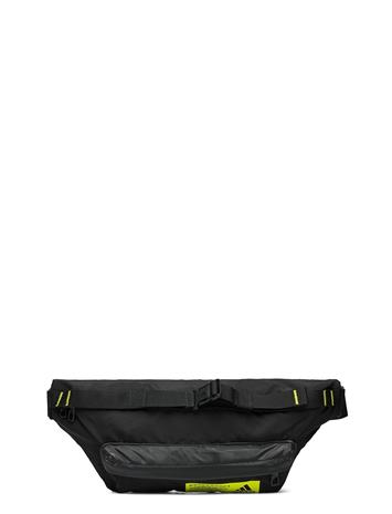 adidas Performance W Id Waistbag Bumbag Vyölaukku Laukku Musta Adidas Performance BLACK/BLACK