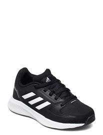 adidas Performance Runfalcon 2.0 K Shoes Sports Shoes Running/training Shoes Musta Adidas Performance CBLACK/FTWWHT/SILVMT