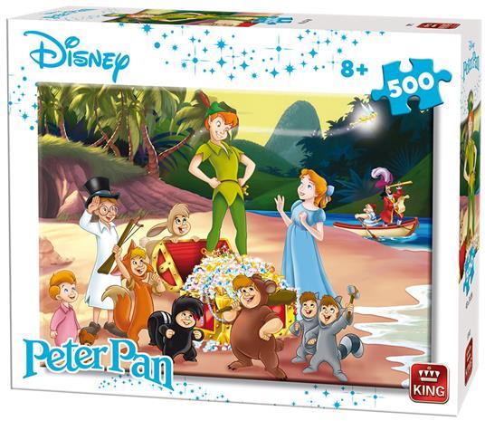 Palapeli: Disney - Peter Pan (500pcs) LAUTA
