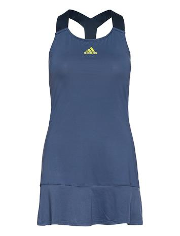 adidas Performance Tennis Y-Dress Lyhyt Mekko Sininen Adidas Performance BLUE