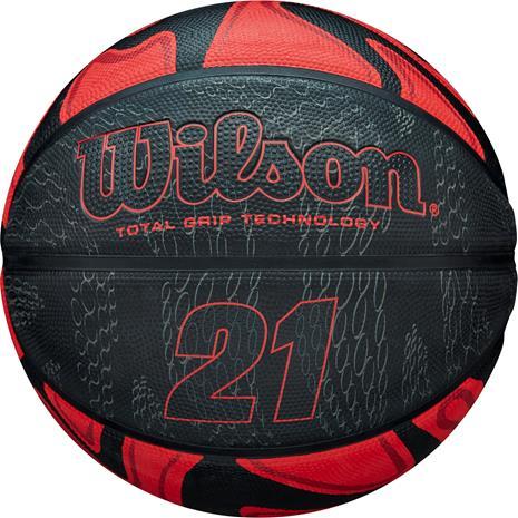 Wilson 21 Series -koripallo, koko 7