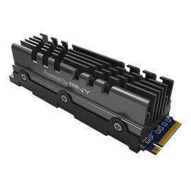 PNY XLR8 CS3040 (500 Gt M.2 NVME) M280CS3040-500-RB, sisäinen SSD-kovalevy