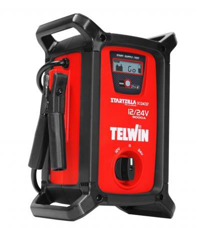 Testeri Telwin StartZilla 9024 XT; 12-24 V