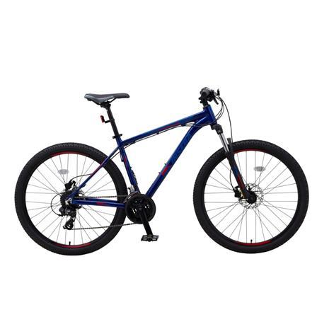 """Insera Nyx SE 27,5""""-maastopyörä , runko 20"""", sininen"""