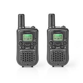 Radiopuhelin kantama 5 km 8 kanavaa vox 2 osaa musta