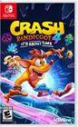 Crash Bandicoot 4: It's About Time, Nintendo Switch -peli