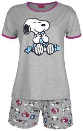 Tenavat - Snoopy - Hearts - Pyjama - Naiset - Monivärinen